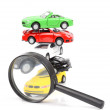 Toy cars — Stock Photo #12300764