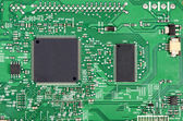 Printed circuit board — Photo