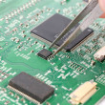 Printed circuit board — Stock Photo #12390166