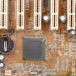 Printed circuit board — Stock Photo #12390375