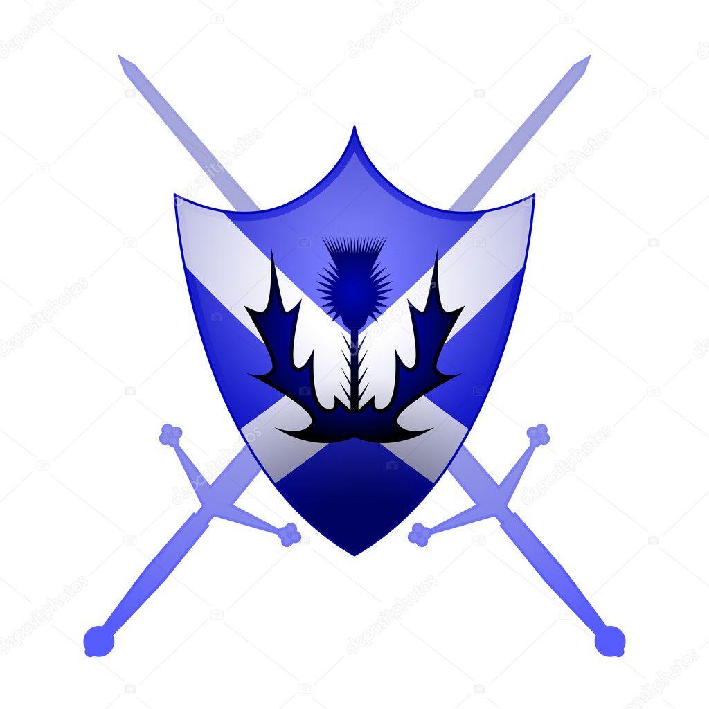 Scottish Heraldry Symbols