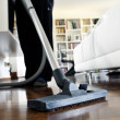Stock Photo: Vacuum cleaner