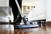 Vacuum cleaner — Stock Photo