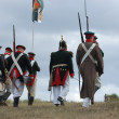 Crimean War reenactment - Stock Photo