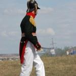Crimean War reenactment — Stock Photo #11244969