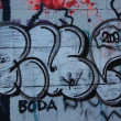 Graffiti — Foto de Stock