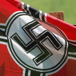 Nazi Flag — Stock Photo
