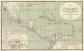 вест-индский 1858 — Стоковое фото