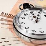 Euro Timer — Stock Photo #10967369