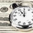 Dollar Timing — Stock Photo #10969918