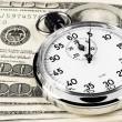 Dollar Timing — Stock Photo #10969918