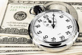Dollar Timing — Stock Photo