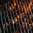 Charcoal fire grill — Stock Photo #11737212