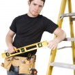 Handyman — Stock Photo