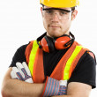 Construction Worker — Stock Photo #11749886