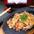 Japanese pilaf — Stock Photo #11907879