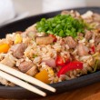 Japanese pilaf — Stock Photo #11907933