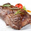 Baked Steak - Stock Photo