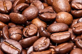 Coffee-Beans (macro view) — Fotografia Stock