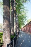 Beijing, China, the old city walls — Stock Photo