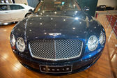 2012 Beijing international auto show Bentleys car — Stock Photo