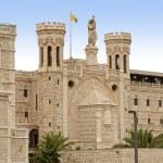 Notre Dame of Jerusalem — Stock Photo #10850723