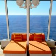 Ship deck — Stock Photo #12236593