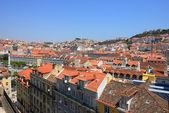 Lissabonストーム レイク — Stockfoto