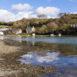 Coombe Cornwall - Stock Photo