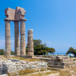 Acropolis of Rhodes — Stock Photo