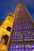 Berlin Night — Stock Photo