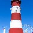 Smeaton Tower Plymouth - Stock Photo