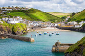 Port Isaac — Foto de Stock