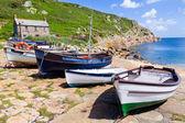 Penberth Cornwall England — Stock Photo