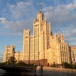 Stalin skyscraper — Stock Photo #11007841