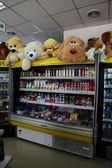 Uma pequena loja — Fotografia Stock