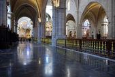 Cattedrale di valencia — Foto Stock