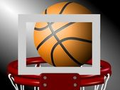 Basketball — Foto Stock