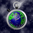 Time running out for Earth — Stock Photo