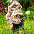 Garden Gnome — Stock Photo