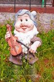 Zahradní trpaslík — Stock fotografie