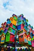 Nesting Boxes — Stock Photo