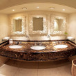 Marble bathroom — Stock Photo #11410723