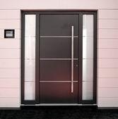 Outside door — Stock Photo