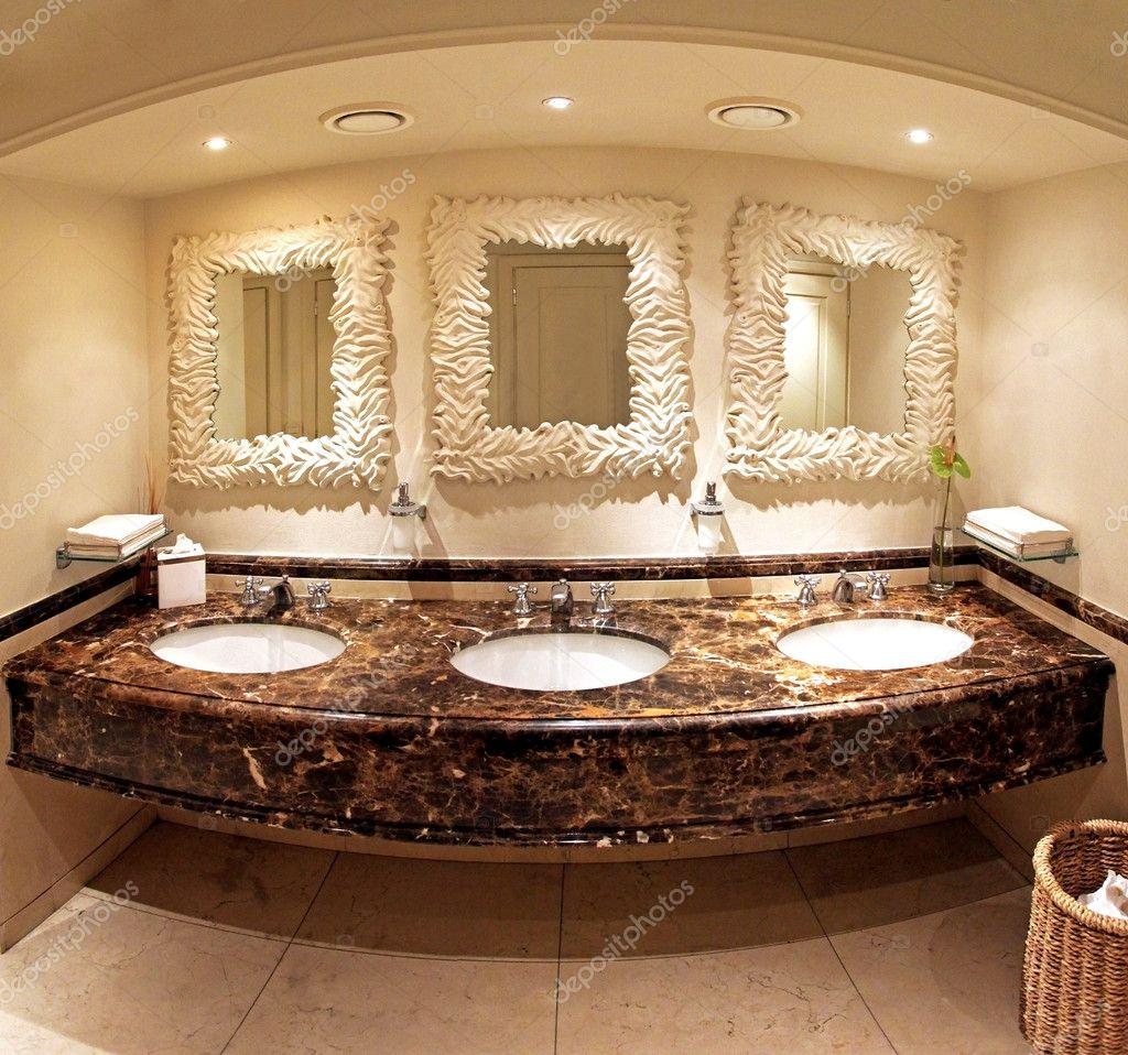 Marble Bathrooms Photos: Stock Photo © Ttatty #11410723
