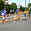Road works — Stock Photo #11666413