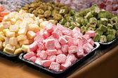Turkish delight — Stock Photo
