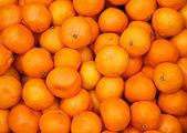 Mandarine oranges — Stock Photo