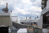 Olympic park London 2012 — Stock Photo