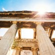 Greece Temple to the Gods - ストック写真